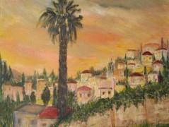 Jerusalem Hills>