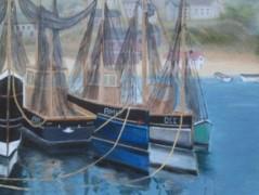 Fishermen's Boats>