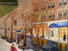 NY Street Scene>