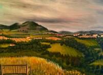 a view in Scotland